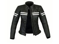 Ladies Motorcycle Jacket -BRAND NEW cost £89.99