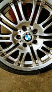 "NEW PRICE ! ! 2 SETS OF 18""BMW RIMS 5X120 Bolt Pattern"