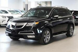 2012 Acura MDX Elite Package/NAV/DVD