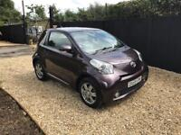 TOYOTA IQ 2009 LOW RUNNING COSTS
