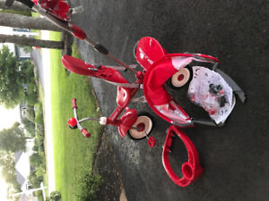 4 in 1 Radio Flyer Tricycle