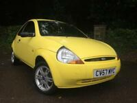 2007 (57) Ford Ka 1.3 Style ** Low Miles Only 62,000 ** 12 Month Mot **