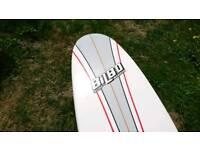 7.2 ft bilbo surfboard surfing board surf
