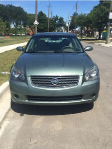 NISSAN ALTIMA 2006 EXTRA 129000 KM WITH SAFETY &E TEST