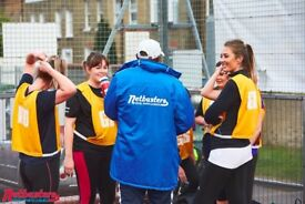 Back to Netball Sessions in South London