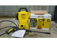 Karcher K2 Compact Pressure Washer - 1400W