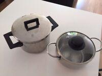 Medium size pots