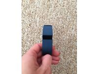 Fitbit Charge HR in blue