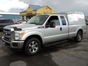 2011 Ford F-250 XLT 4X2 SuperCab 6.2 L 8ft Box