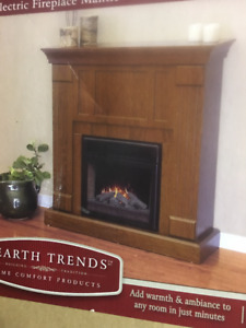 BNIB - Fireplace Mantle Only - For Sale