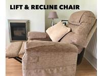 LIft & Recline Chair