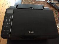 Epson stylus printer/scanner/copier, sx515w