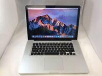 "MacBook Pro 15"" | Core i7 3.5GHz | 16GB Memory | 750GB or 128GB SSD | Adobe CS6, Logic, WARRANTY"