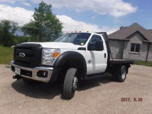 2011 FORD F-550 4x4 XL Diesel