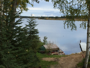 Home on the Cranberry Lakes