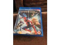 The Amazing spiderman 2 Bluray