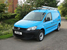 2011 VOLKSWAGEN CADDY MAXI TDI - FSH - FINANCE ARRANGED - LOW MILES @39K -