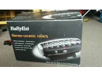 Babyliss thermoceramic rollers