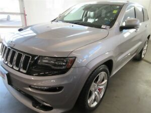 2014 Jeep Grand Cherokee SRT! 4x4! BACK-UP! ALLOY! NAV! HEATED!