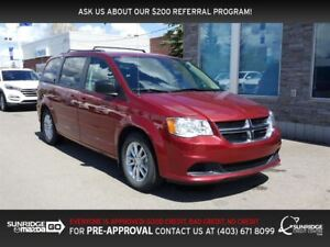 2015 Dodge Grand Caravan SE/SXT, STOW'N'GO, BACKUP CAMERA