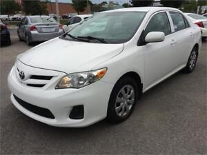 2012 Toyota Corolla CE  VITRES ELECT A/C CRUISE BLUETOOTH AUTOM