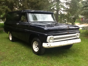 1966 CHEVY PANEL TRUCK