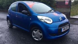 2011 Citroen C1 1.0i VT 5dr Manual Petrol Hatchback