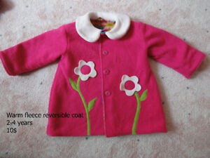 Snowsuits, jackets, coats for girl 2-4 years!