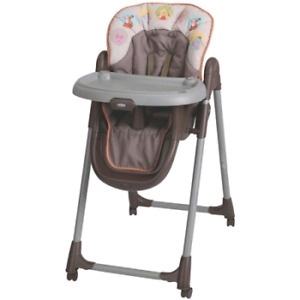 ISO Graco  highchair.