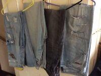 20 pairs of Men's jeans