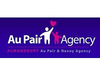 ALMONDBURY AUPAIR & NANNY AGENCY WORLDWIDE