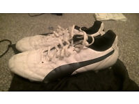 Puma Mens Classico FG Firm Ground Moulded Stud Soccer Classic Football Boots Size UK 9