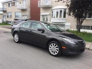 2012 mazda 6- AUTOMATIC- CUIR-TOIT-MAGS- full equiper-  5500$