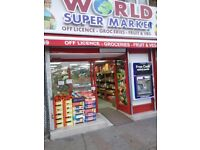 Convenience store for sale at Barking Road, Canning Town