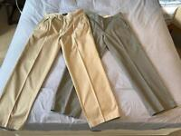 Lot of 2 Polo Ralph Lauren Chinos