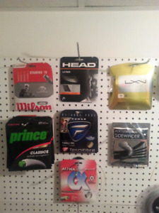 Tennis strings for sale