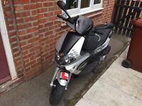 *LOOK* Gilera runner 125 (16 plate) one owner from new very low mileage