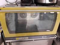 Unox Dual Fan Oven model xf190