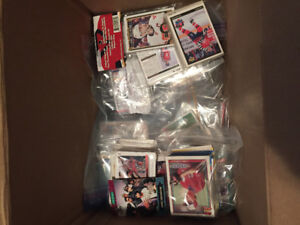 ~1500 hockey cards+ other cards