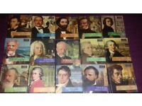 Classical music CDs brand new sealed