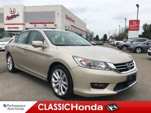 2015 Honda Accord Sedan TOURING V6 | NAV | LEATHER | SUNROOF | A