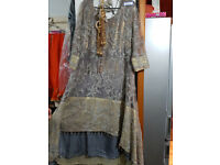 beautyfull party maxi dress £170 on offer