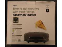 Wilko Sandwich maker/toaster
