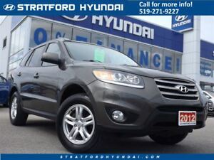 2012 Hyundai Santa Fe GL 3.5 | 1 OWNER | NO ACCIDENTS |