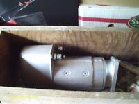 GENUINE BOSCH 9 001 411009 ELECTRIC STARTER MOTOR USED ONLY 2 OR 3 TIMES IN BOX - £750 ONO