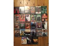 37 DVD movies films action kids various games some sealed brand new Antz muppets titanic mummy