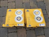 Clio 182 Break Discs