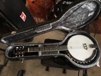 Ozark 6 sting banjo