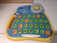 V tech Alphabet learning toy