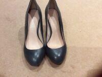 Brand new Next dark green shoes size 5